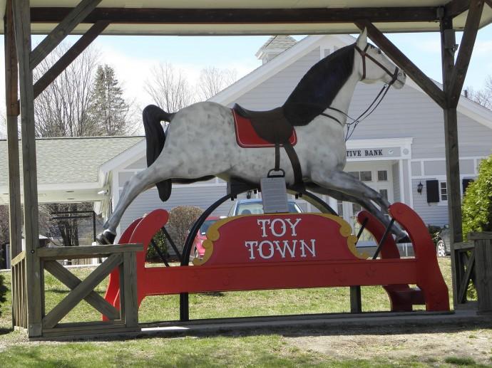 Famous ToyTown Horse