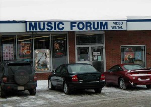 The Music Forum