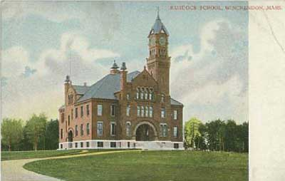 Old Murdock High School