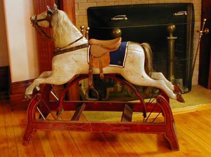 Original ToyTown Horse