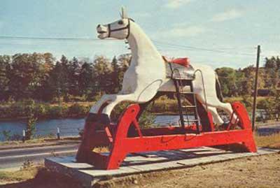 ToyTown Horse